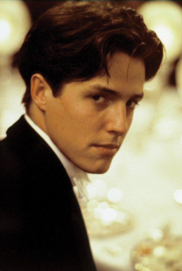 Hugh Grant in Maurice (1987)