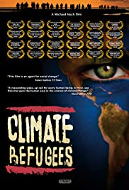 Climate Refugees Poster