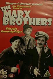 The Marx Brothers Poster