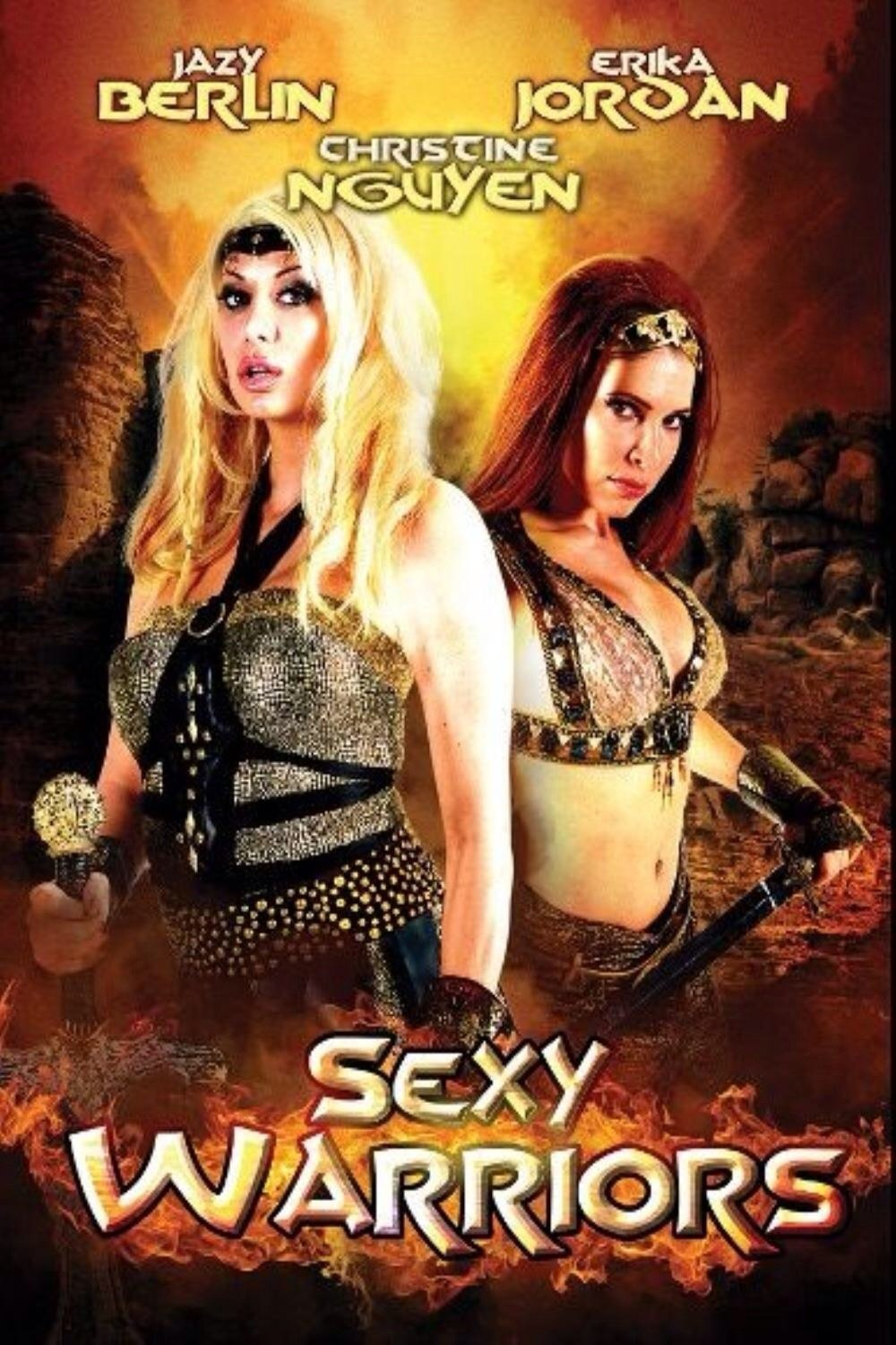 Sexy warriors movie
