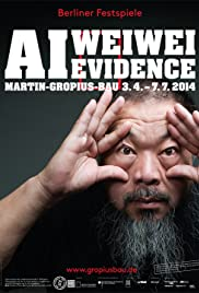 Ai Weiwei: Evidence Poster