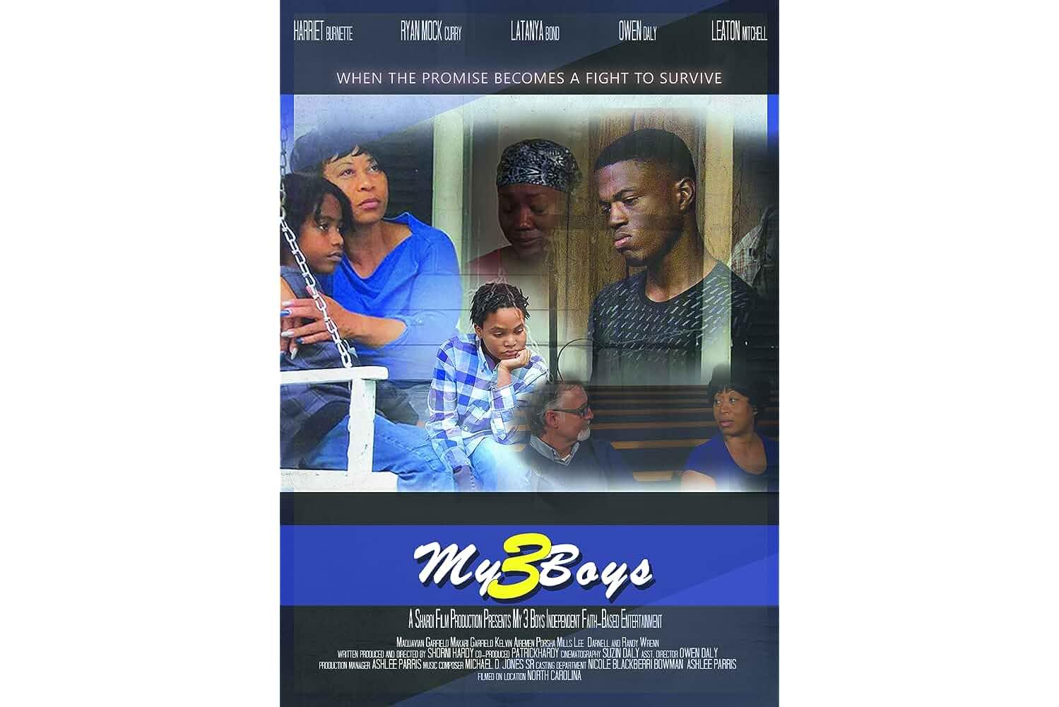My 3 Boys (2018)
