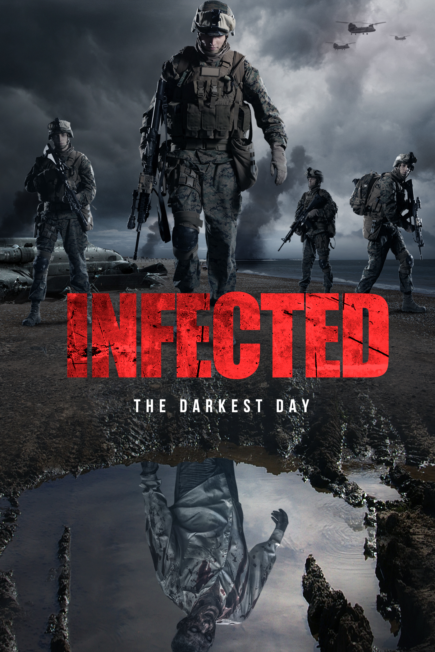 Infected The Darkest Day (2021) Tamil Dubbed (Voice Over) & English [Dual Audio] WebRip 720p [1XBET]