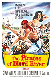 The Pirates of Blood River (1962) Poster - Movie Forum, Cast, Reviews