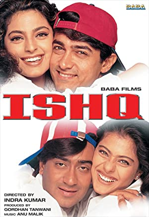 Rajeev Kaul (screenplay) Ishq Movie