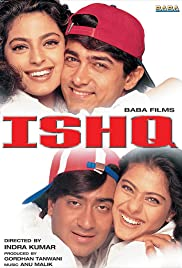 Ishq (1997) Watch Full Movie Online HD Download thumbnail