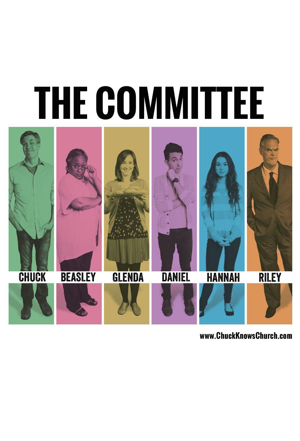 The Committee (TV Series 2015– ) - IMDb
