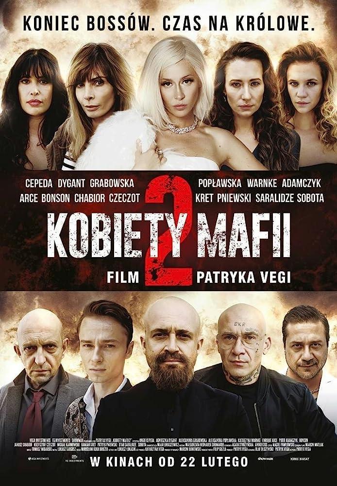 Women of Mafia 2 (2019) Dual Audio 720p BluRay [Hindi + Polish] Download