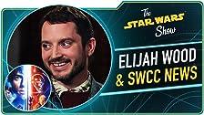 Elijah Wood Talks Star Wars Resistance and Star Wars Celebration Chicago News!