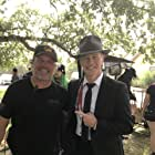 Neal McDonough and Hank Slaughter in Red Stone