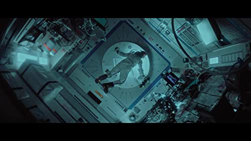 A Russian astronaut awakes on an ISS space module after an accident. His attention is caught by outside knockings . Someone has come to welcome him, although it might all be just his Imagination, or maybe not.