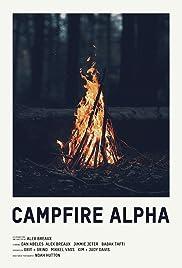 Campfire Alpha Poster