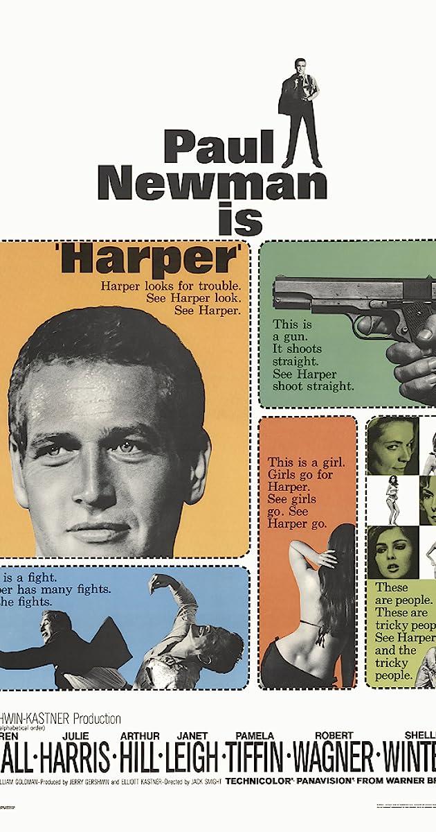 Subtitle of Harper