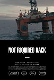 Not Required Back Poster
