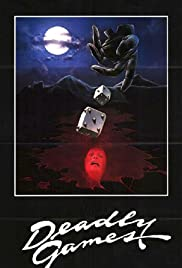 Deadly Games(1982) Poster - Movie Forum, Cast, Reviews