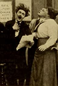 Billy Armstrong in Almost Right (1916)