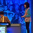 Noel Fielding and Richard Ayoade in The Big Fat Quiz of Everything (2016)