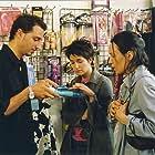 Marie Gillain, Garance Clavel, and Arié Elmaleh in Tout le plaisir est pour moi (2004)