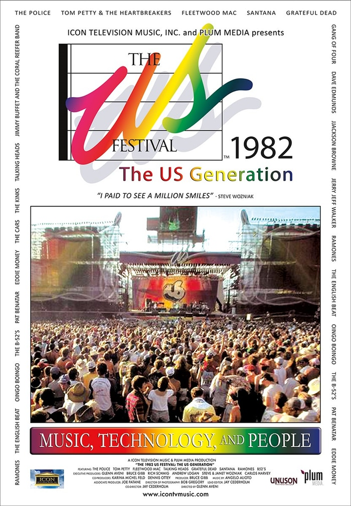The Us Festival 1982 The Us Generation Documentary 2017 Imdb