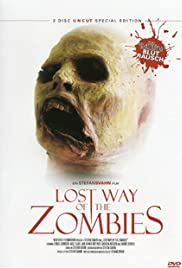 The Lost Way of the Zombies Poster
