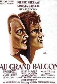 Au grand balcon Poster