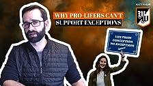 Por qué Pro-Lifers no puede soportar excepciones de violación