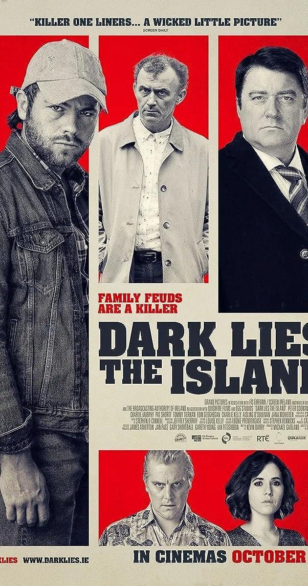 Subtitle of Dark Lies the Island