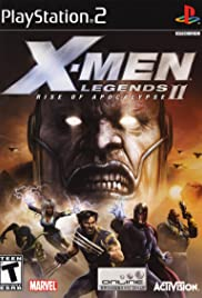 X-Men Legends II: Rise of Apocalypse (2005) Poster - Movie Forum, Cast, Reviews