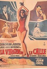 La virgen de la calle Poster