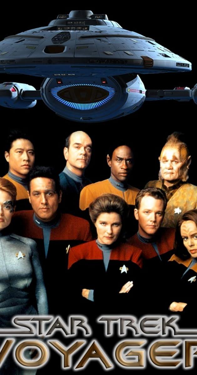 star trek  voyager  tv series 1995 u20132001