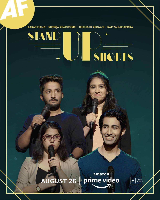 Stand Up Shorts (2021) Season 1 (Amazon Prime)