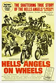 Hells Angels on Wheels (1967) Poster - Movie Forum, Cast, Reviews