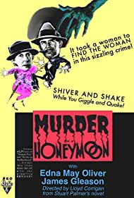 Murder on a Honeymoon (1935) Poster - Movie Forum, Cast, Reviews