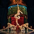 Dasha Sovik, Natasha Patterson, and Julie Bergez at an event for Cirque du Soleil: Kooza (2008)