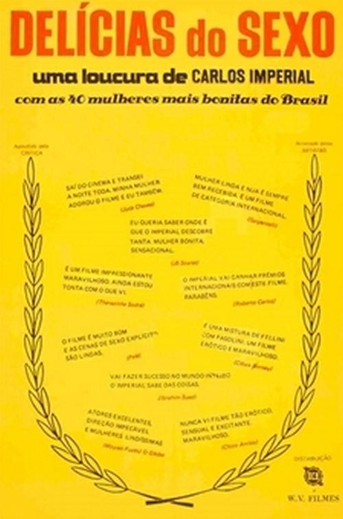 Delícias do Sexo ((1980))