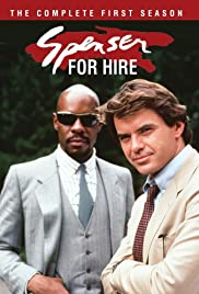 Spenser: For Hire Poster