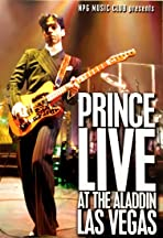 Prince Live at the Aladdin Las Vegas