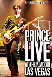 Prince Live at the Aladdin Las Vegas(2003) Poster - Movie Forum, Cast, Reviews