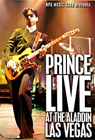Primary photo for Prince Live at the Aladdin Las Vegas