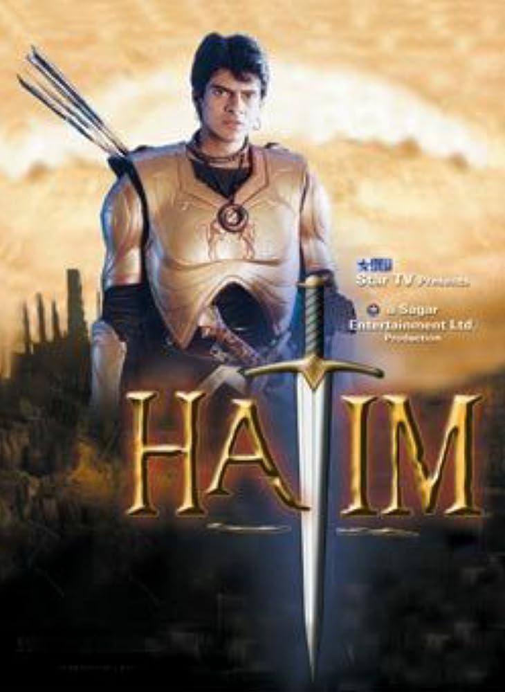 Rahil Azam in Hatim (2003)