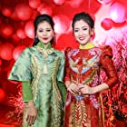 Nam Thu and PuKa at an event for Chay Di Roi Tinh (2016)