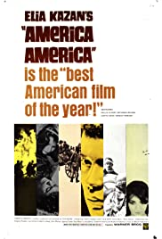 America America (1963) Poster - Movie Forum, Cast, Reviews