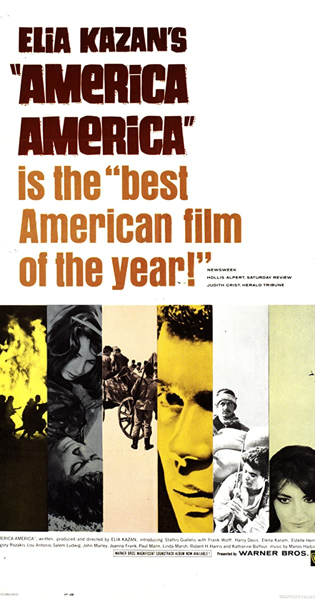 America America (1963) - Plot keywords - IMDb