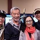 Zhuangzhuang Tian, Yonfan, and Jenny Wu in Jìyuántái qihào (2019)