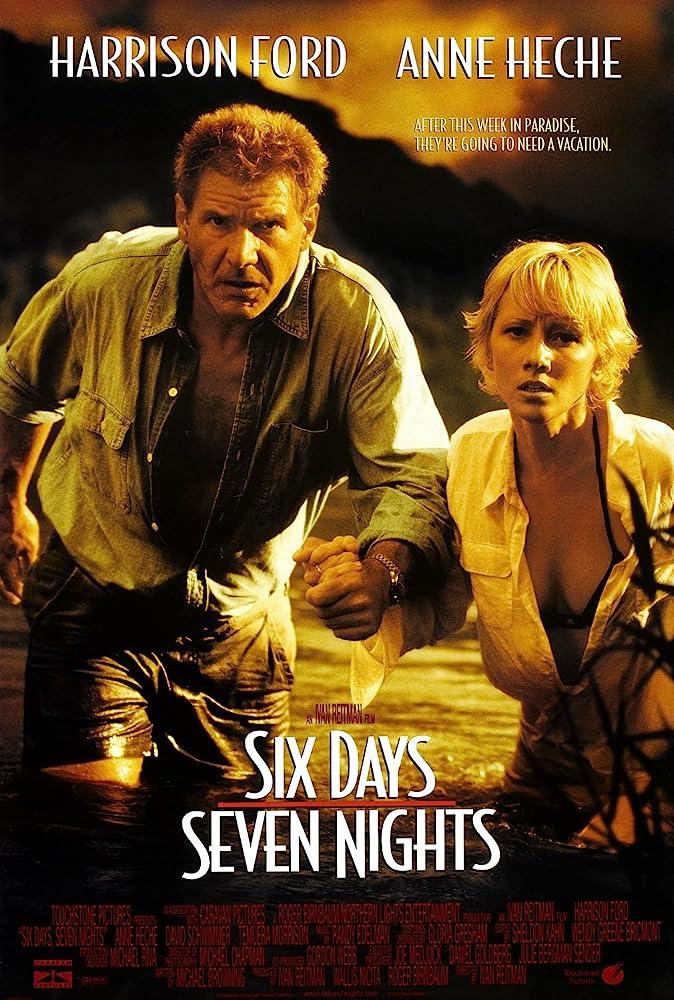 Šešios dienos, septynios naktys / Six Days Seven Nights (1998) Online