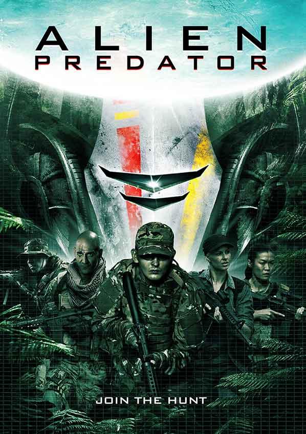 Alien Predator (2018)