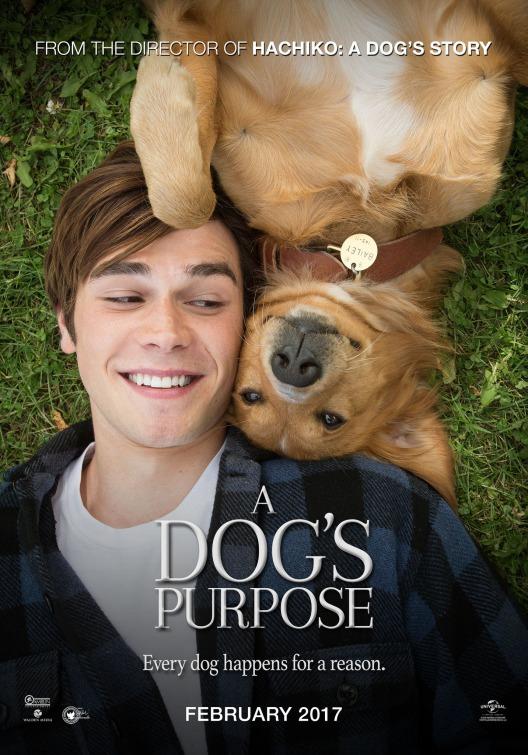 فيلم A Dog's Purpose مترجم