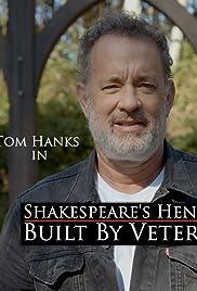 Built By Veterans: Tom Hanks in Shakespeare's Henry IV Poster