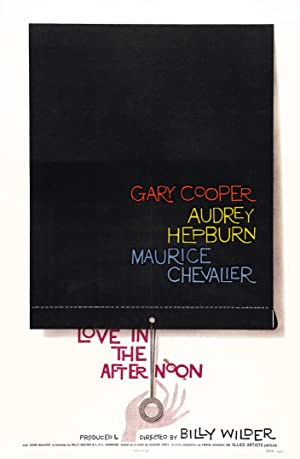Permalink to Movie Love in the Afternoon (1957)