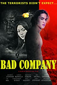 William Atherton, Mark Derwin, Christopher Judge, Kyle Massey, and Booboo Stewart in Bad Company (2018)